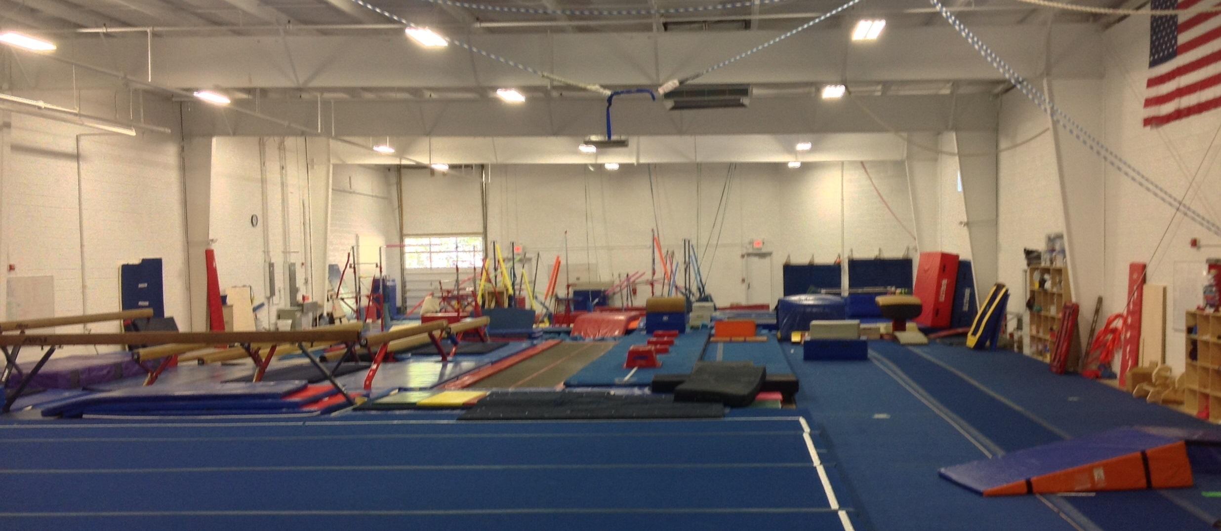 Winwin gymnastics - Winwin Gymnastics 1